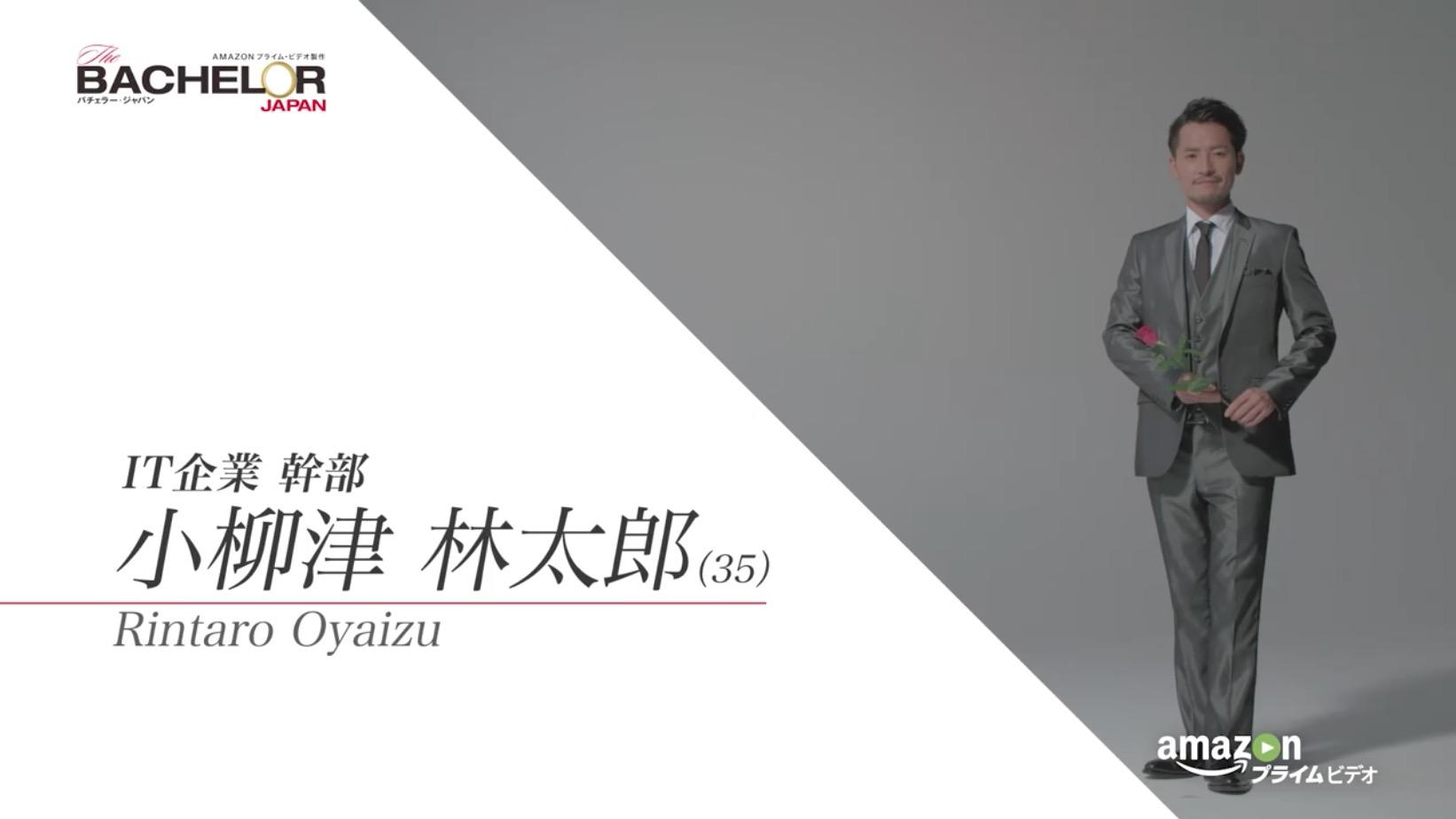 Rintaro Oyaizu Profile | GHOST OFFICIAL HP