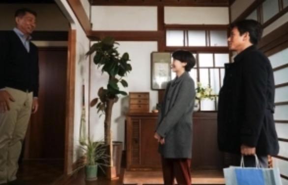 新春ドラマスペシャル「娘の結婚」中井貴一×波瑠×満島真之介