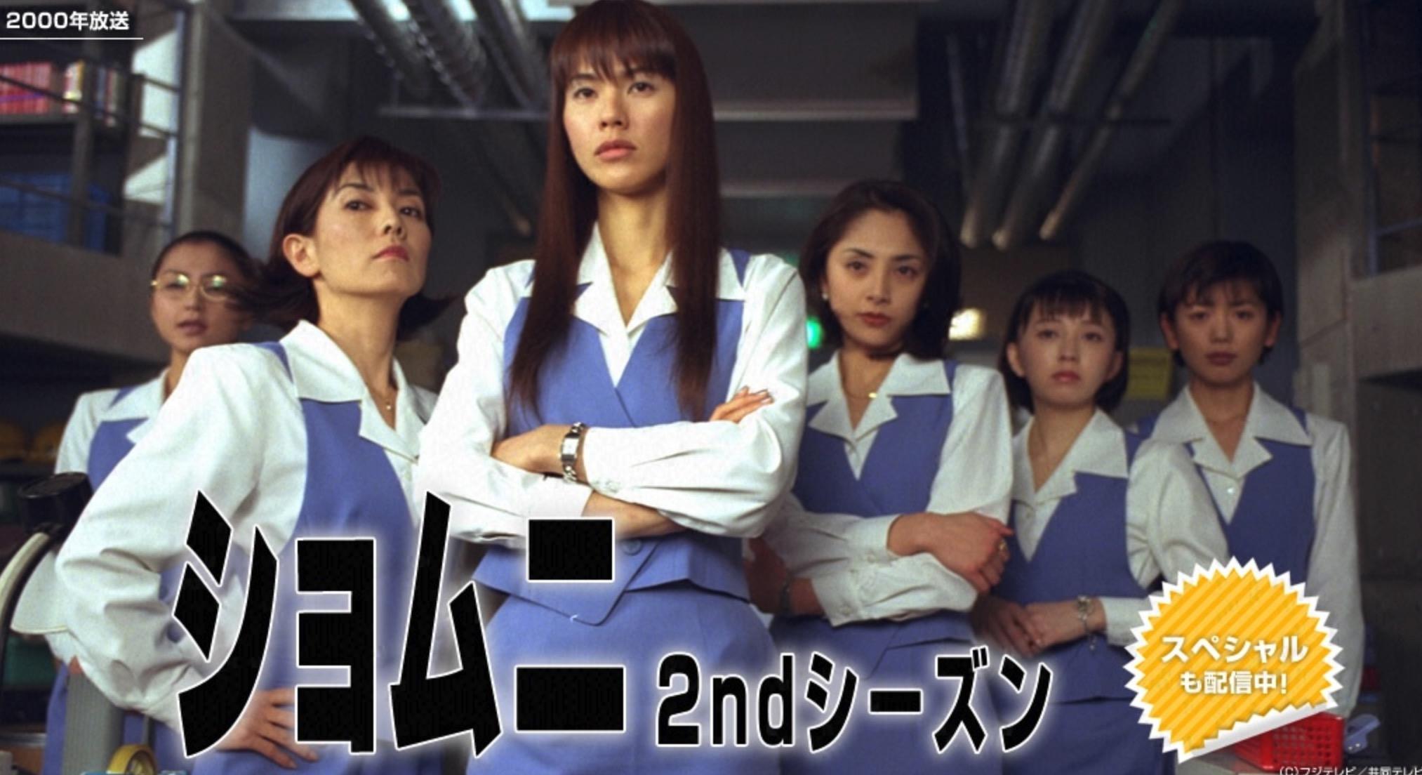 ショムニ(第2シリーズ)