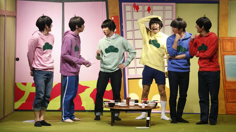 舞台「おそ松さん on STAGE ~SIX MEN'S SHOW TIME~ 配信版」