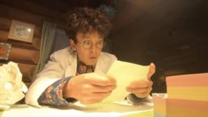 オリガミ博士だけの四角い時間