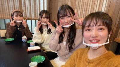 NMB48の東京日帰りてっぺんランチ