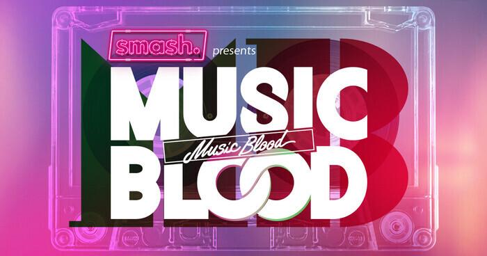 smash. presents MUSIC BLOOD